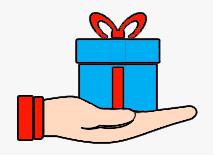 В подарок